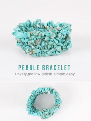 Pebble镯子(50%折扣)