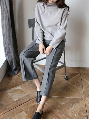 Diben羊毛宽短裤(30%OFF)