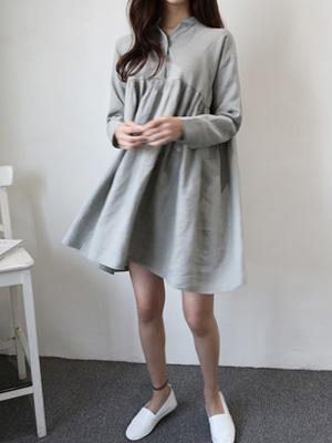 Harare亚麻连衣裙(8折优惠)