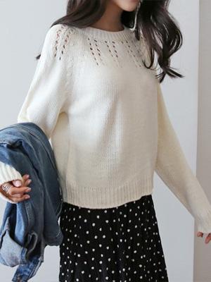 Katsu印花织织衫(20%OFF)