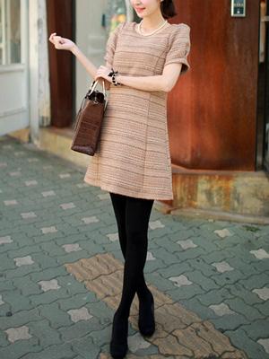 青铜连衣裙(40%OFF)