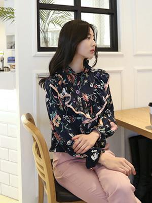 Holic折叠女士衬衫(30%折扣)