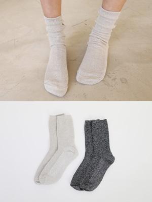 珍珠袜套装(2 SET)