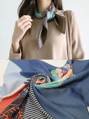 Deombeul围巾