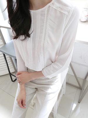 Epyu蕾丝女衬衫