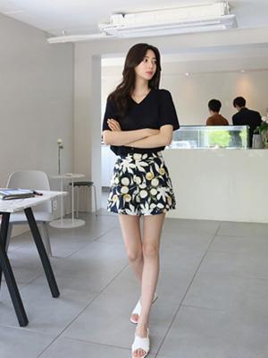 内尔斯普雷特亚麻短裤