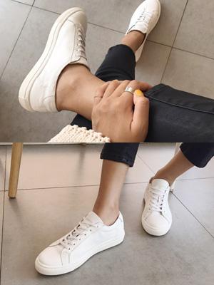 项目皮革胶底帆布鞋(3厘米)