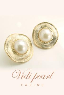 珠子珍珠耳环(50%折扣)