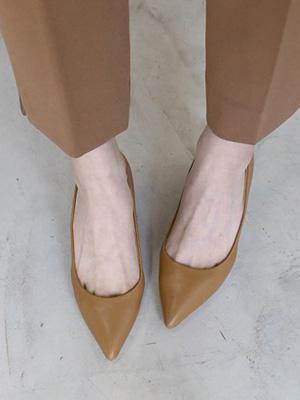 ★★拟合中间细高跟鞋(5.5厘米)(30%OFF)/245毫米