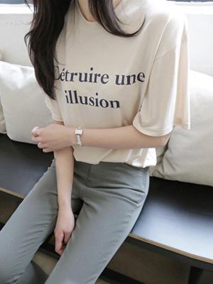 幻觉T恤衫(20%折扣)