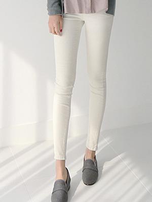 衬里加绒桃色紧身裤(5颜色)
