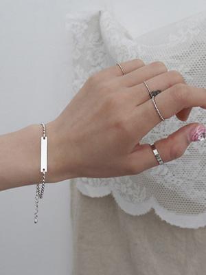 各种镯子戒指套装