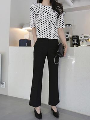 CLEAN SHOES类型裤子SLEX(小,中,大)
