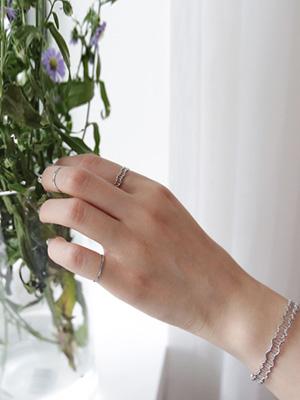 Shinni镯子戒指套装