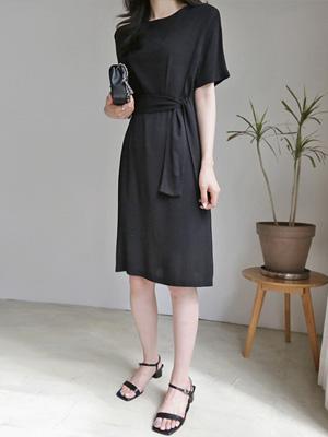 Catherine鞋带连衣裙