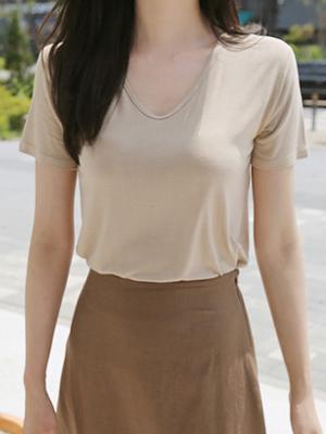 朱莉娅短袖T恤衫