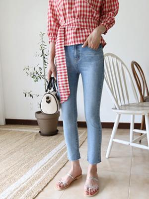 La Straight短裤(小,中,大)