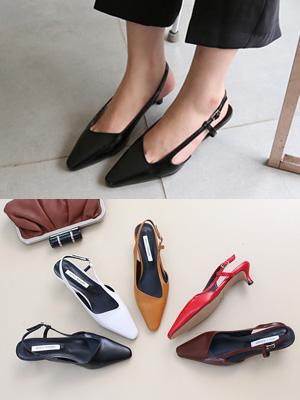 达斯汀黄昏腿鞋(4cm)