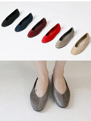 Caroon平底鞋(1cm)