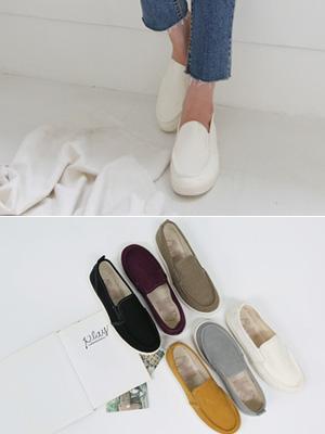 Yurin松紧帆布鞋(1.5cm)