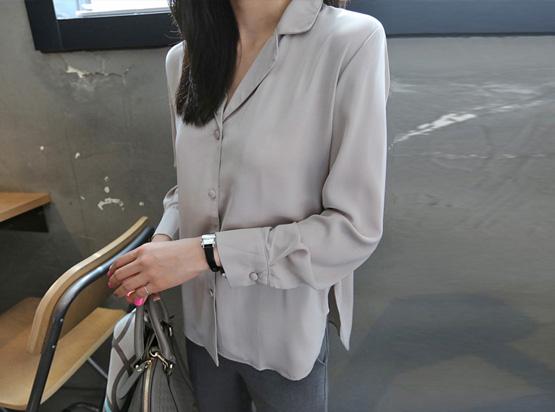 记女女衬衫