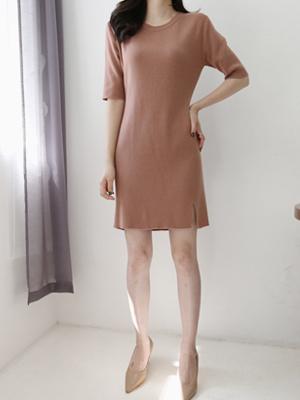 Sorin针织衫连衣裙