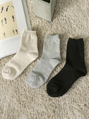 春季袜子2 + 1