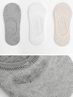 中性硅酮胶底帆布鞋(2 + 1)
