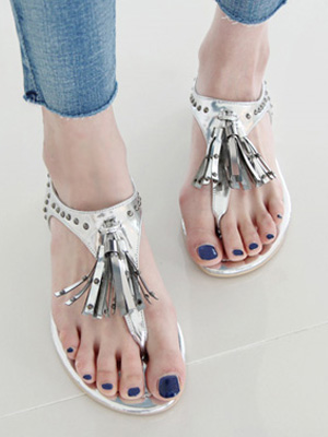 Pere Tessle凉鞋(1cm)(30%OFF)