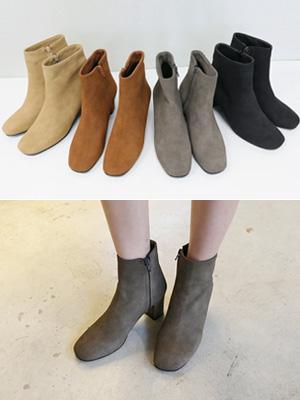 海勒踝鞋(6.5厘米)