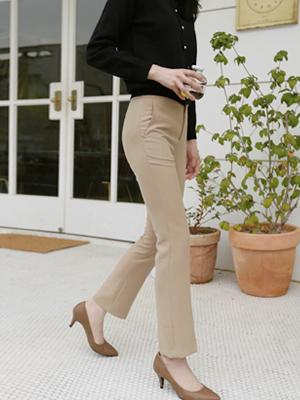 Calpur鞋型裤子srex(小,中,大)
