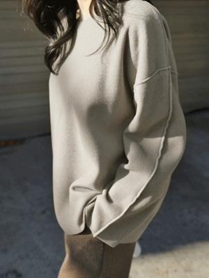棉签T恤衫(5面色)