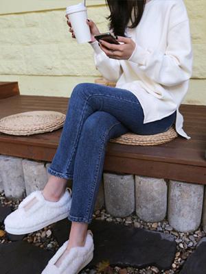 拖鞋拖鞋运动衫(5种面部颜色)