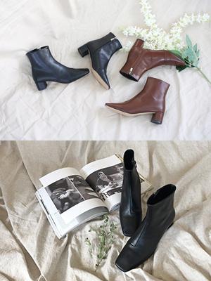 Utin踝鞋(5cm)
