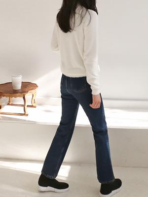 Nemu Kashin鞋型裤子裤(小,中,大)