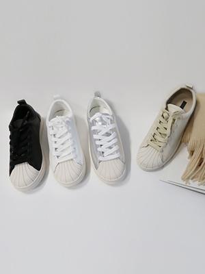 Dickey胶底帆布鞋(2cm)