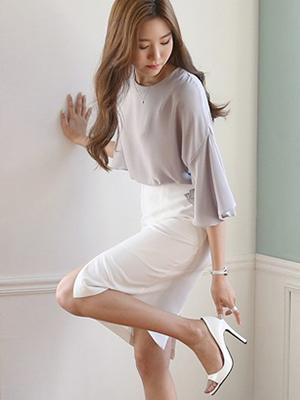 本斯女衬衫(10颜色)