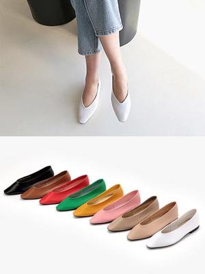 玫瑰平底鞋(2cm)
