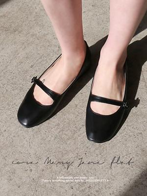 可乐玛丽珍平底鞋(1cm)