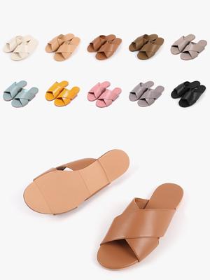 十字拖鞋(1.5cm)
