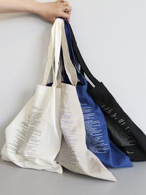 Laffen环保袋(4种面部颜色)