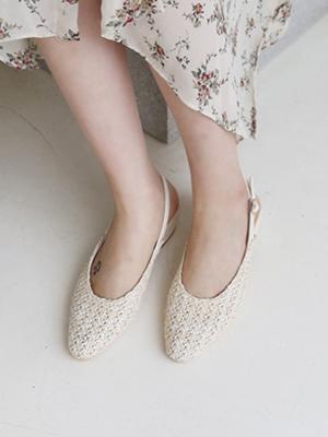 Juk Ratan黄昏腿鞋(4cm)