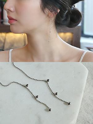 Mangan丝银戒指(银色92.5)