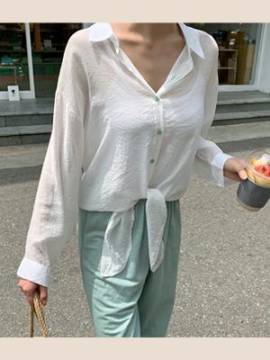 Deloto Tai衬衫