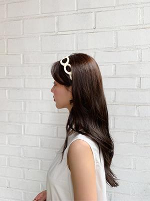 茉莉花发带